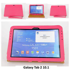 Samsung Tablet Housse Rose pour Galaxy Tab 2 10.1