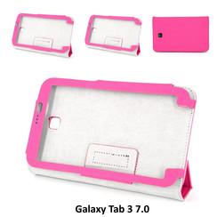 Samsung Roze Book Case Tablet voor Galaxy Tab 3 7.0