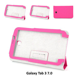 Samsung Tablet Housse Rose pour Galaxy Tab 3 7.0