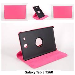 Samsung Roze Book Case Tablet voor Galaxy Tab E T560