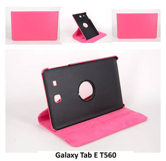 Samsung Pink Book Case Tablet for Galaxy Tab E T560