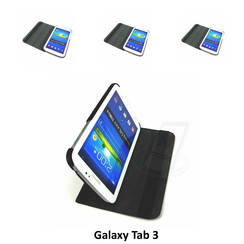 Samsung Black Book Case Tablet for Galaxy Tab 3