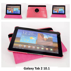 Samsung Pink Book Case Tablet for Galaxy Tab 2 10.1