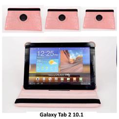 Samsung L Roze Book Case Tablet voor Galaxy Tab 2 10.1