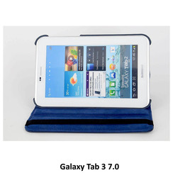 Samsung Blue Book Case Tablet for Galaxy Tab 3 7.0