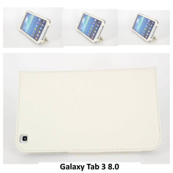 Samsung White Book Case Tablet for Galaxy Tab 3 8.0