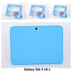 Samsung L Blue Book Case Tablet for Galaxy Tab 3 10.1