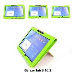 Samsung Groen Book Case Tablet voor Galaxy Tab 3 10.1