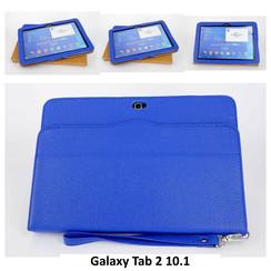 Samsung Blauw Book Case Tablet voor Galaxy Tab 2 10.1