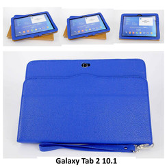 Samsung Tablet Housse Bleu pour Galaxy Tab 2 10.1