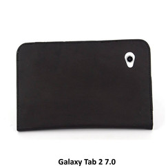 Samsung Black Book Case Tablet for Galaxy Tab 2 7.0