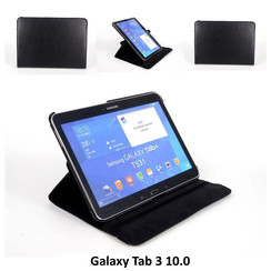 Samsung Black Book Case Tablet for Galaxy Tab 3 10.0