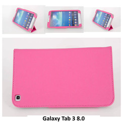 Samsung Tablet Housse Rose pour Galaxy Tab 3 8.0