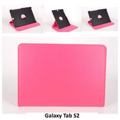 Samsung Pink Book Case Tablet für Galaxy Tab S2