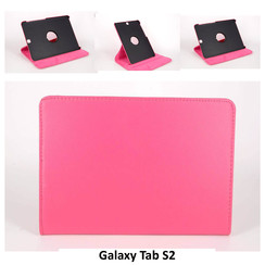 Samsung Tablet Housse Rose pour Galaxy Tab S2