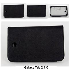 Samsung Tablet Housse Noir pour Galaxy Tab 2 7.0