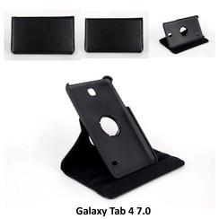 Samsung Zwart Book Case Tablet voor Galaxy Tab 4 7.0