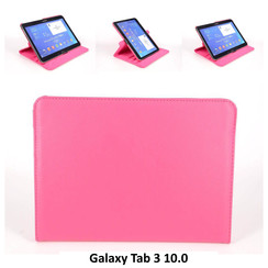 Samsung Pink Book Case Tablet for Galaxy Tab 3 10.0