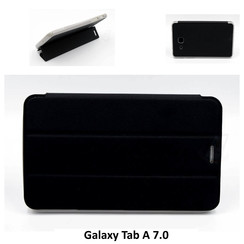 Samsung Black Book Case Tablet for Galaxy Tab A 7.0