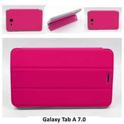 Samsung Hot Pink Book Case Tablet voor Galaxy Tab A 7.0