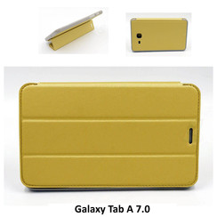 Samsung Gold Book Case Tablet for Galaxy Tab A 7.0