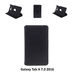 Samsung Black Book Case Tablet for Galaxy Tab A 7.0 2016