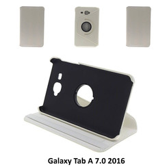 Samsung Wit Book Case Tablet voor Galaxy Tab A 7.0 2016