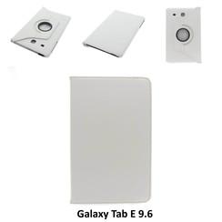 Samsung Weiß Book Case Tablet für Galaxy Tab E 9.6