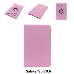 Samsung Pink Book Case Tablet für Galaxy Tab E 9.6