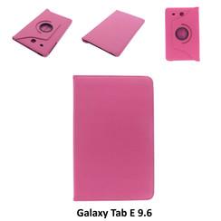 Samsung Hot Pink Book Case Tablet für Galaxy Tab E 9.6