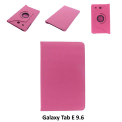 Samsung Hot Pink Book Case Tablet voor Galaxy Tab E 9.6