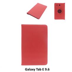 Samsung Rot Book Case Tablet für Galaxy Tab E 9.6