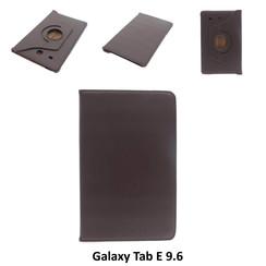 Samsung Braun Book Case Tablet für Galaxy Tab E 9.6
