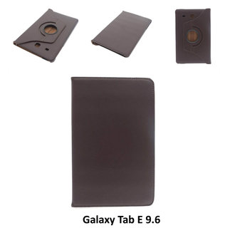 Samsung Brown Book Case Tablet for Galaxy Tab E 9.6