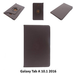 Samsung Tablet Housse Marron pour Galaxy Tab A 10.1 2016
