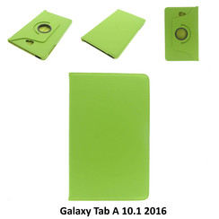 Samsung Groen Book Case Tablet voor Galaxy Tab A 10.1 2016