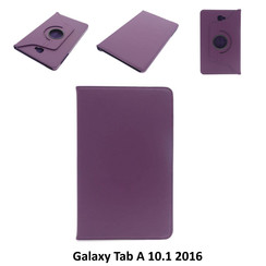 Samsung Purple Book Case Tablet for Galaxy Tab A 10.1 2016