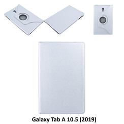Samsung Grijs Book Case Tablet voor Galaxy Tab A 10.5 (2019) (T590)