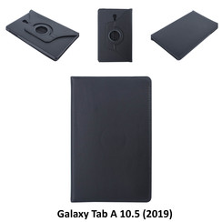 Samsung Zwart Book Case Tablet voor Galaxy Tab A 10.5 (2019) (T590)