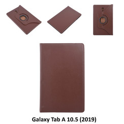 Samsung D Brown Book Case Tablet for Galaxy Tab A 10.5 (2019) (T590)