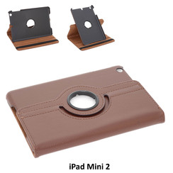Apple Brown Book Case Tablet for iPad Mini 2