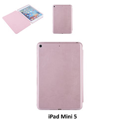 Apple Tablet Housse Rose Or pour iPad Mini 5