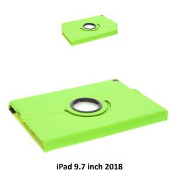 Apple Groen Book Case Tablet voor iPad 9.7 inch 2018