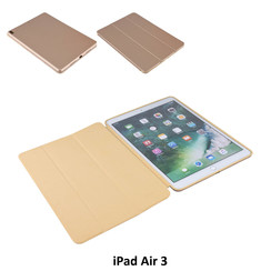 Apple Goud Book Case Tablet voor iPad Air 3