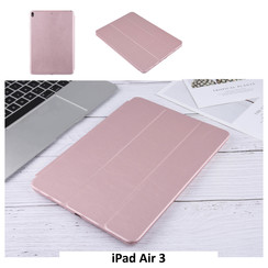 Apple Tablet Housse Rose Or pour iPad Air 3