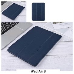 Apple Blue Book Case Tablet for iPad Air 3