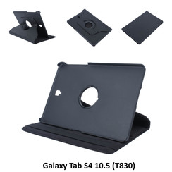 Samsung Black Book Case Tablet for Galaxy Tab S4 10.5 (T830)