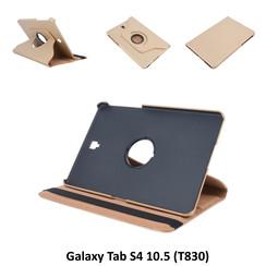 Samsung Goud Book Case Tablet voor Galaxy Tab S4 10.5 (T830)