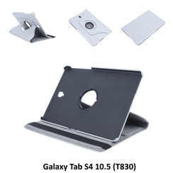 Samsung Grijs Book Case Tablet voor Galaxy Tab S4 10.5 (T830)