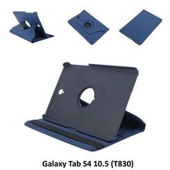 Samsung D Blauw Book Case Tablet voor Galaxy Tab S4 10.5 (T830)